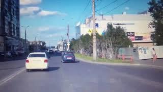 ДТП на Воскресенской. Архангельск.