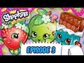 """Shopkins Cartoon - Episode 3 """"Loud and Unclear"""""""