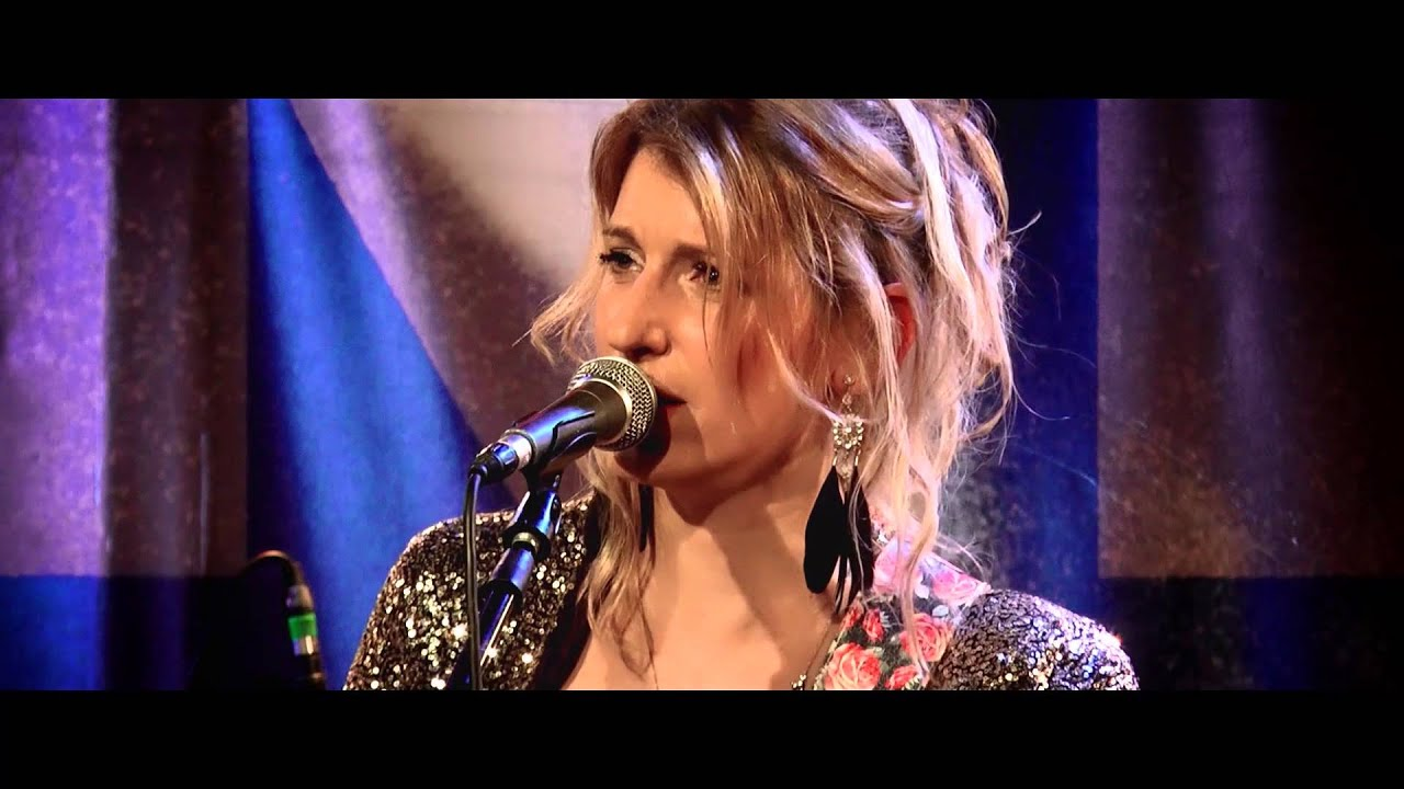 Gaelle Buswel - Selfish Game - Live New Morning