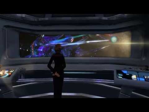star trek online how to leave earth spacedock