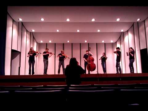 Devon Gardner - Gilbert Town Fiddlers