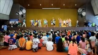HFES Staff Flash Mob!