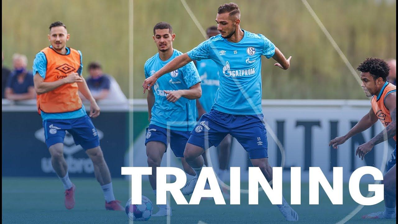 TRAINING RE-LIVE | Auftakt 2020/21 | FC Schalke 04
