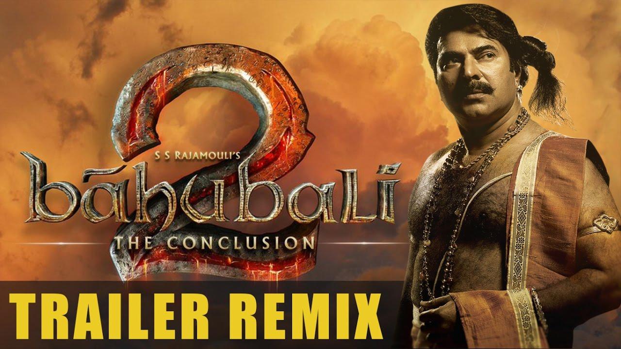 Download Bahubali 2 | Trailer Remix | Mammootty