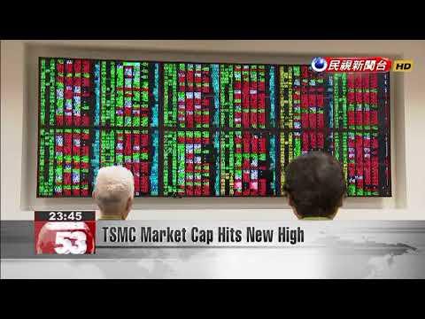 TSMC Market Cap Hits New High