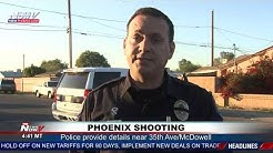 ONE HURT: Phoenix PD Detail Shooting Near 35th Ave and McDowell (FNN)
