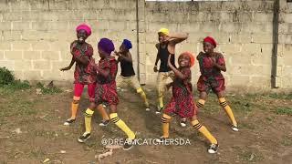 Rihanna - We Found Love || Ikorodu Talented Kids (Dream Catchers) Dance Cover