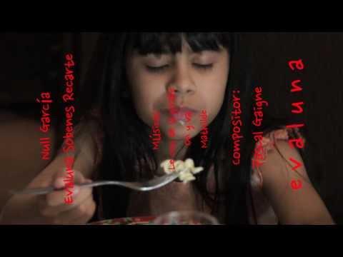 EVALUNA (Trailer)  Interpretado por Null García y Evaluna Sobenes Recarte