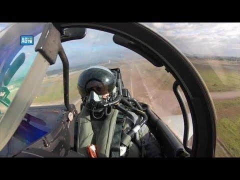 Un attacco terroristico sopra i cieli italiani? Ecco cosa succede in tempo reale. In volo con i...