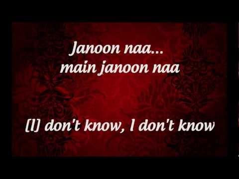 """Phir Mohabbat"" Lyrics & English Translation- ""Murder 2"" (2011)"