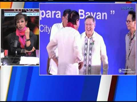 After Duterte's ratings drop, gov't to look into Visayas, Luzon concerns