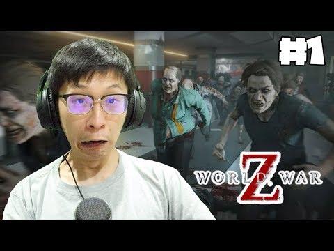 Bumi Diserang Zombie! - World War Z Indonesia #1