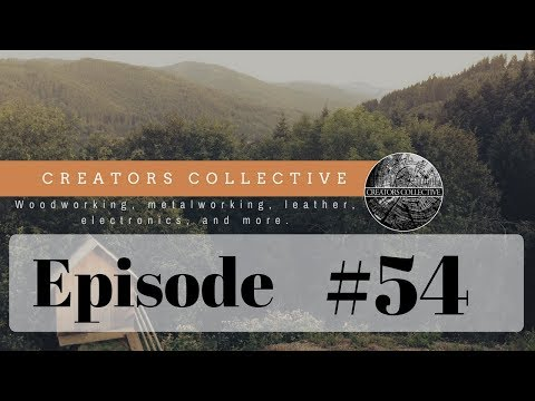 Creators Collective Episode #54 | 11-16-17