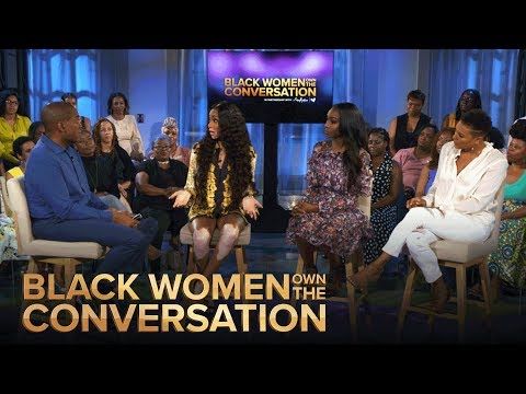 Black Women Discuss Interracial Dating | Black Women OWN The Conversation | Oprah Winfrey Network