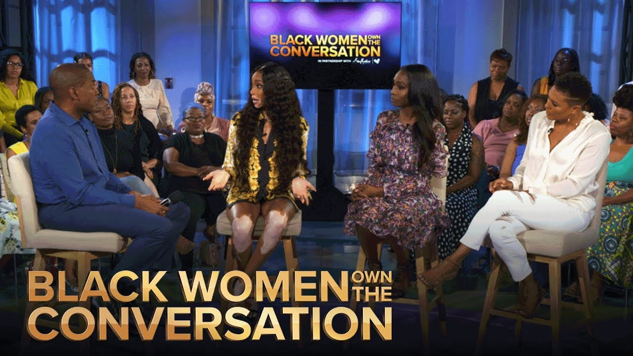 Black Women Discuss Interracial Dating  Black Women Own The Conversation  Oprah Winfrey -8103