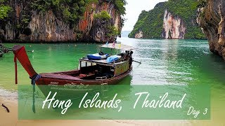 Private Boat Tour - Hong Islands, Ao Nang, Thailand