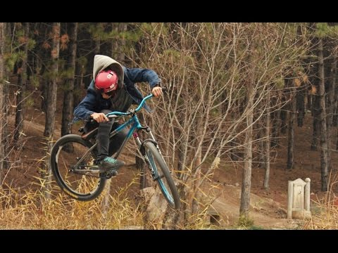 Undisclosed Trails Near Asheville Nc Thrills With Phil