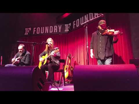 Charlie Starr - I've Got This Song- acoustic at The Foundry- Athens, Ga.. 1-04-18