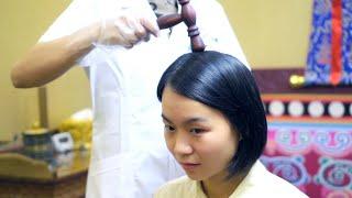 Тибетская терапия для улучшения сна лечение бессонницы ASMR