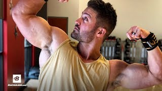 Arm Pump Workout w/ Q&A | Flex Friday with Trainer Mike