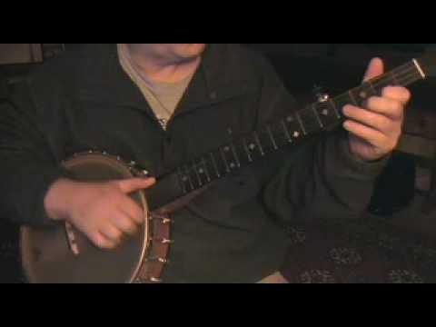 Three Christmas Songs for Banjo