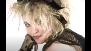 Watch Madonna Lucky Star video