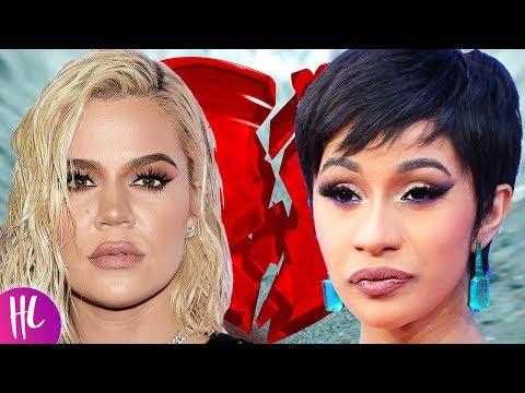 Cardi B Reacts To Tristan Cheating On Khloe Kardashian With Jordyn Woods VIDEO   Hollywoodlife