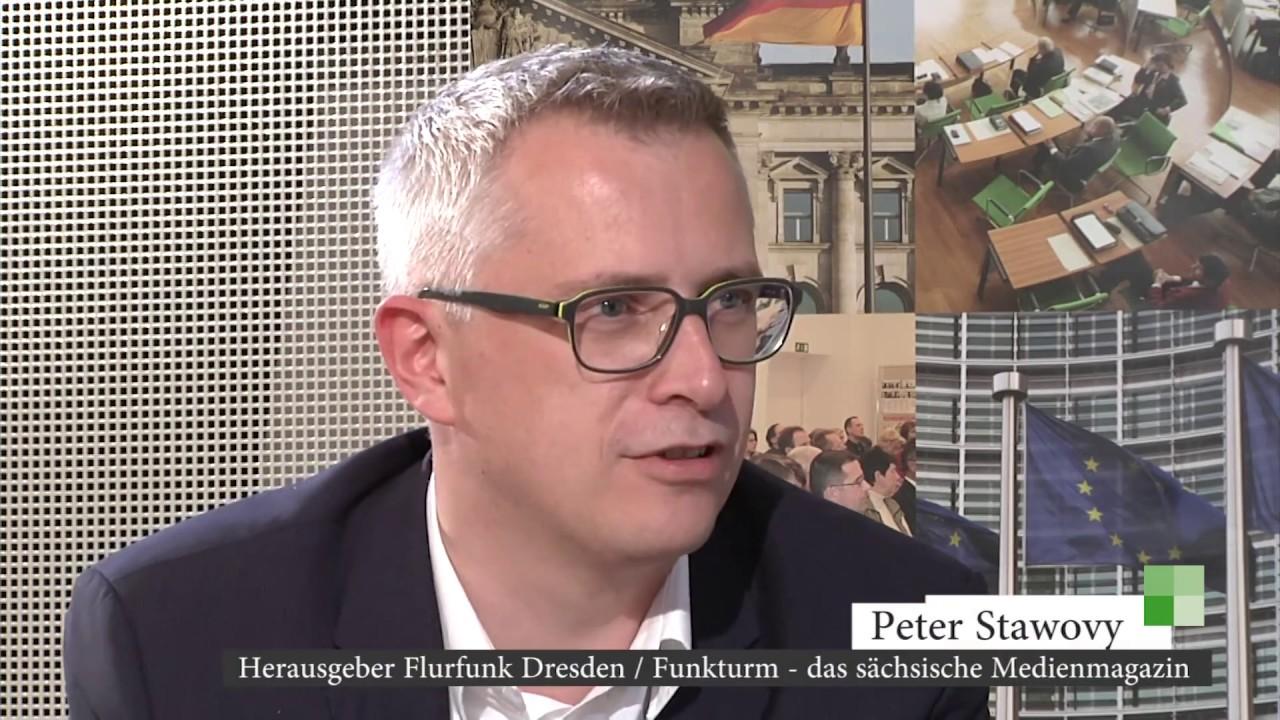 Youtube Video: Donnerstagsgespräch: Markus Beckedahl - Das geht den Staat nichts an