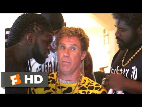 Get Hard (2015) - Gangbanger Accountant Scene (5/7) | Movieclips