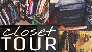 Room Tour Series | Closet Tour Thumbnail