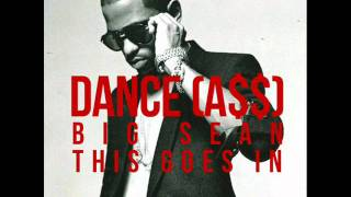 Big Sean Ft. Niki Minaj- Dance (Ass)- INSTRUMENTAL W/ Download