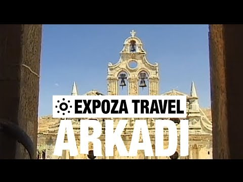 Arkádi Vacation Travel Video Guide