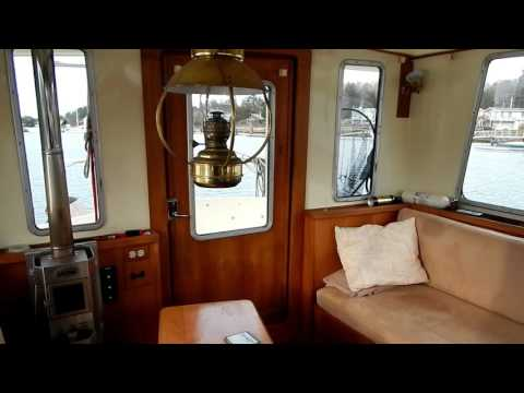 Schucker 430 Pilothouse Motorsailer - Boatshed - Boat Ref#215316