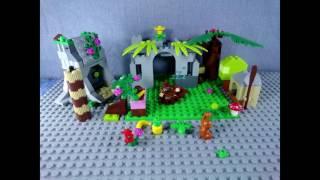 Lego Batman Cavernícola -Día 1