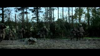 注目の戦車&戦争映画!『フューリー』特報映像
