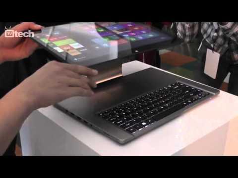 Hi-Tech Market: Acer Aspire R7, Notebook Full HD Dị Thường Của ACER
