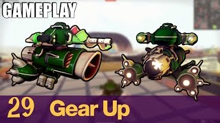 Maxium Speed! with a Flamer - Gear Up Gameplay Deathmatch