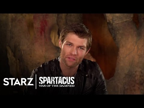 Spartacus | From Liam McIntyre With Gratitude | STARZ