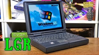 5,399 Laptop From 1997 Gateway Solo 2200