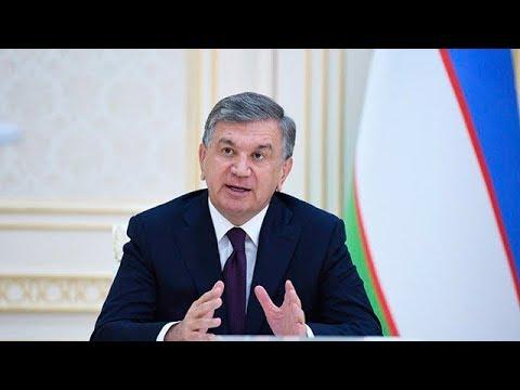 """Shavkat Mirziyoyev: """"Yil yakunigacha poraxo'rlikni sindirishimiz kerak"""""""