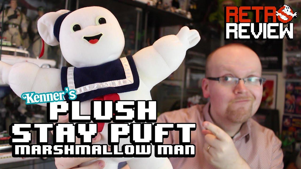 Karate Puft Vinyl Figure Ghostbusters Stay Puft Marshmallow Man