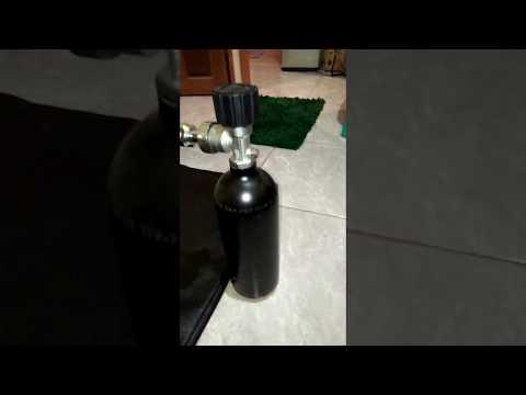 Ready Tabung Cadangan 1 Liter Buat Isi PCP
