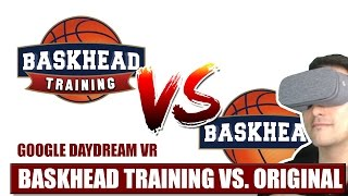 Baskhead Training for Daydream: Double the price for half the content.