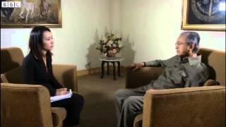 BBC interview: Tunjuk akaun kamu Najib