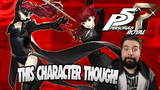THIS CHARACTER IS LOOKING DOOOPE!! I Persona 5: The Royal Reveal Trailer Reaction