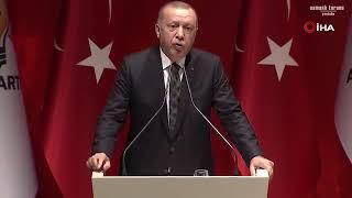 Erdoğan avrupayı çok fena tehdit etti
