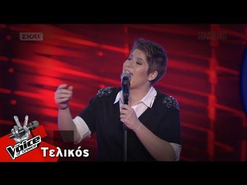 Φανή Ζωχιού - Απόψε θα'θελα | Τελικός | The Voice of Greece