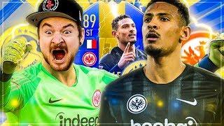 TOTS Haller SQUADBUILDER BATTLE vs EventStreamer FIFA 19 SBB Gamerb...