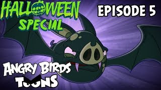 Angry Birds Toons | Porcula - S3 Ep5 #Halloween