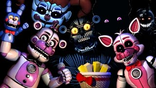 Five Nights at Freddy's: Sister Location - REACTION COMPILATION